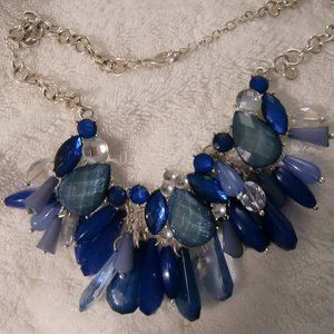 """Jewelry - MULTI-COLOR NECKLACE 17"""" long"""